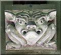 TG0336 : All Saints, Sharrington - Corbel by John Salmon