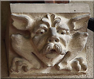 TG0336 : All Saints, Sharrington - Corbel by John Salmon