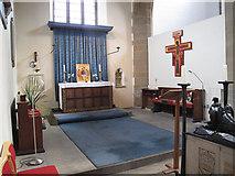 TQ3871 : St John the Baptist, Catford: Lady Chapel by Stephen Craven