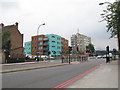 TQ3871 : Junction of Southend Lane and Bromley Road by Stephen Craven