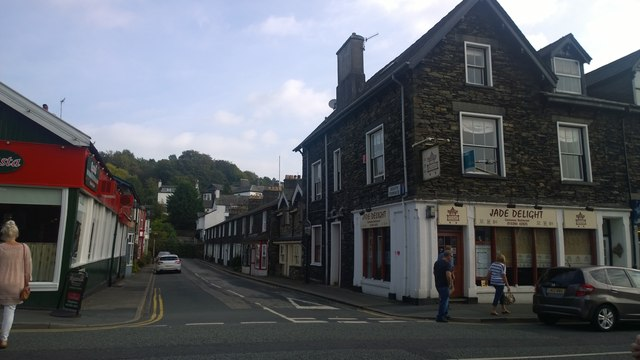 South Terrace, Bowness-on-Windermere