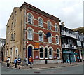 SX8751 : The Old Post Office, Dartmouth by Jaggery