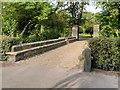 SJ8898 : Entrance to Clayton Hall by David Dixon