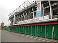TQ1574 : Twickenham West Stand by Paul Gillett
