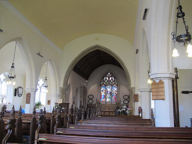 St Mary, Reepham: converted nave