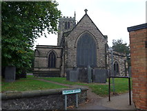 SK5319 : An early morning visit to Loughborough Parish Church (7) by Basher Eyre