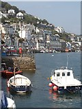 SX2553 : West Looe by Derek Harper