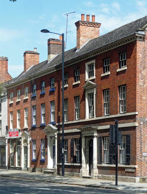 27-29 Friar Gate, Derby
