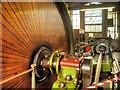 SD7922 : Haslingden Grane Mill Engine by David Dixon