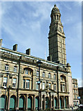 NS2776 : Greenock Municipal Buildings by Thomas Nugent