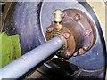 SD7922 : Engine Detail, Haslingden Grane Mill by David Dixon