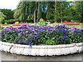 TA2069 : Summer bedding, Sewerby Hall gardens by JThomas