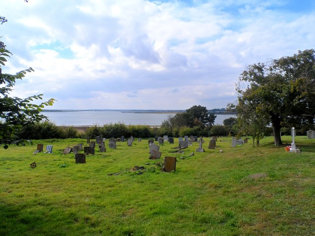 Graveyard, St Nicholas' church, Abberton