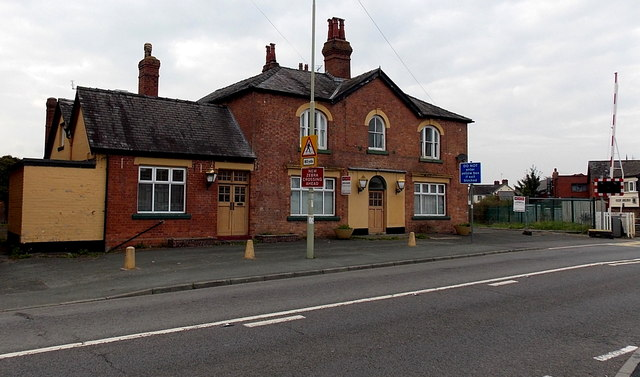 Former Hart & Trumpet pub for sale in Gobowen
