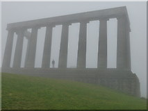 NT2674 : National Monument on the Calton Hill by kim traynor