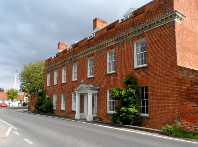 D'Arcy House, Tolleshunt D'Arcy