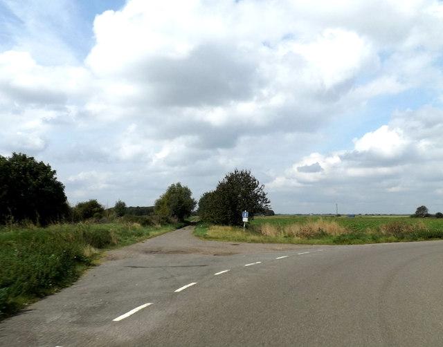 Camel Road junction