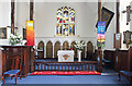 TQ5493 : St Thomas, Church Lane, Noak Hill, Havering - Sanctuary by John Salmon