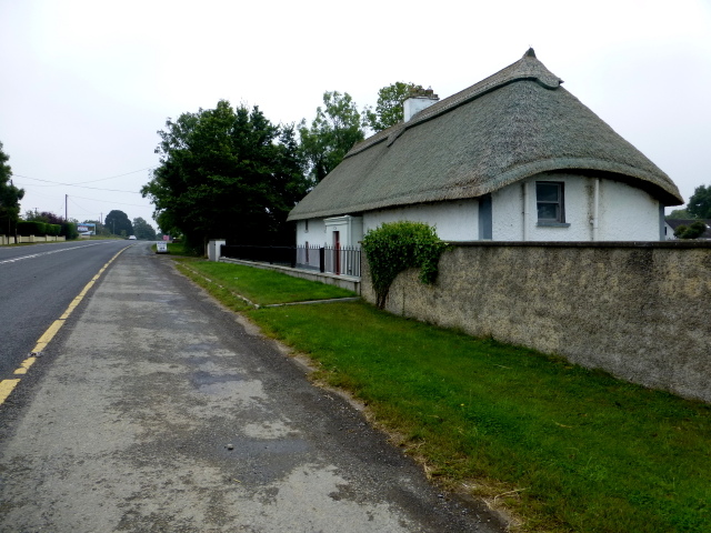 Thatched cottage, Julianstown