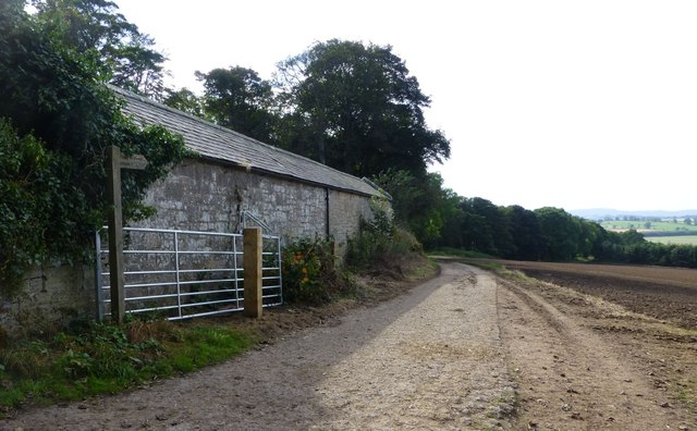 Public bridleway to Whittle
