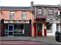 S4698 : Nino's Pizza / Mayur Restaurant, Portlaoise by Kenneth  Allen