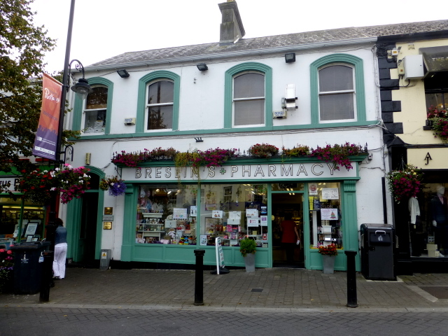 Breslin's Pharmacy, Portlaoise
