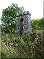 NT5618 : Bridge tower, Denholm by Oliver Dixon