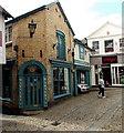 SJ4912 : Warners furniture shop in Shrewsbury by Jaggery
