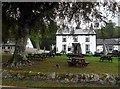 NN2903 : The Village Inn at Tighness, Arrochar by James Denham