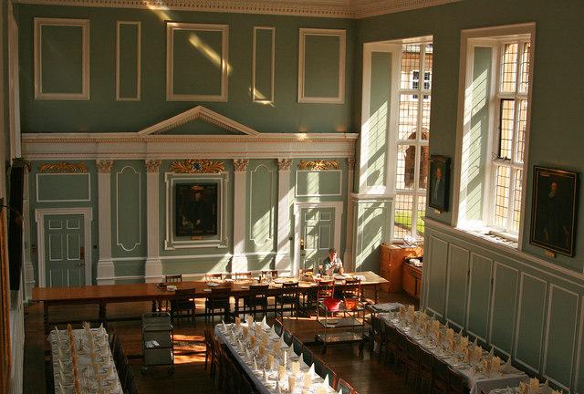 The Hall, Emmanuel College