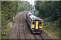 SD7629 : Railway at Accrington by Stuart Wilding