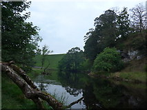 SE0361 : Dales Way trek from Bolton Abbey to Pinder Stile (103) by Basher Eyre