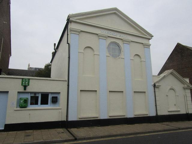 Masonic Hall, Dorchester