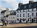 NN0908 : George Hotel, Inveraray by Richard Webb