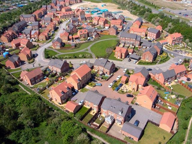 Wentworth Grange Estate