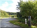 SK2383 : Pay and display car park for Stanage Edge by Steve  Fareham