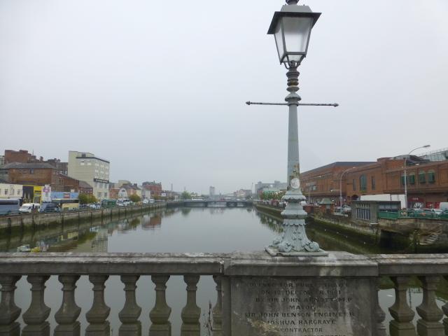 River Lee, Cork City