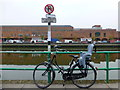 W6772 : Bike, St. Patrick's Quay, Cork by Kenneth  Allen