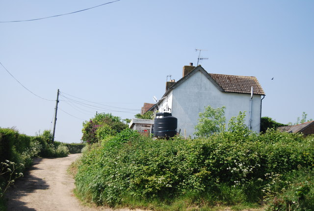 Little Bayhall Cottage by N Chadwick