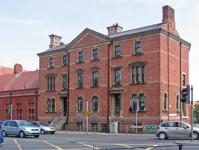 Hartlepool - Design College - Stockton Street frontage