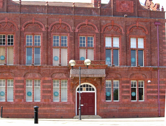 Hartlepool - Design College - from east