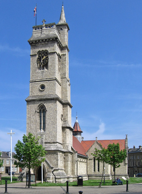 Hartlepool - Art Gallery - tower