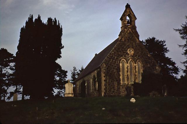 Lislimnaghan Church