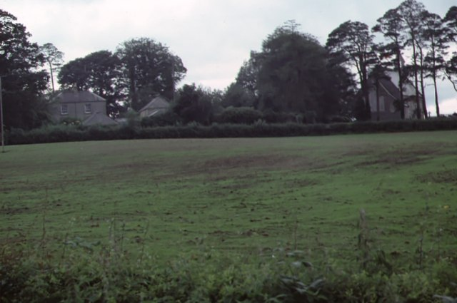 Lislimnaghan Church & Rectory