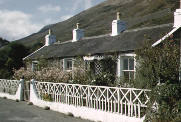 Old cottage Killowen Old Road
