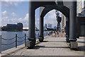 TQ4080 : Royal Victoria Dock by Ian Taylor