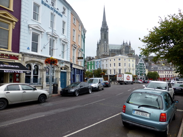 Cobh (An Cóbh), County Cork