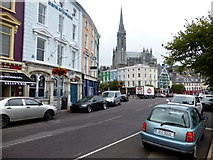 W7966 : Cobh (An Cóbh), County Cork by Kenneth  Allen