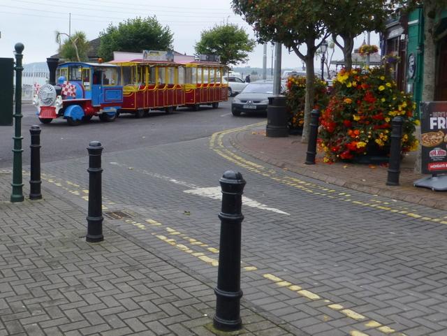 Puffer train, Cobh
