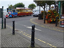 W7966 : Puffer train, Cobh by Kenneth  Allen